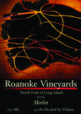 Roanoke Vineyards Merlot