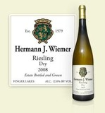 Dry Riesling 2008