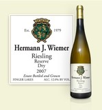 Dry Riesling Reserve