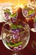 Deer Creek Winery Featuring hand painted glasses