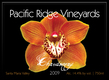 Pacific Ridge Vineyards 2009 Pacific Ridge Chardonnay Santa Maria Valley